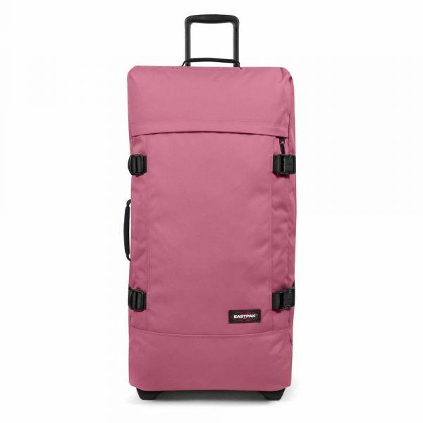 EASTPAK Cestovní taška Tranverz L Salty Pink 121 l
