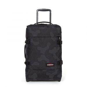 EASTPAK Cestovní taška Tranverz S Reflective Camo Black 42 l