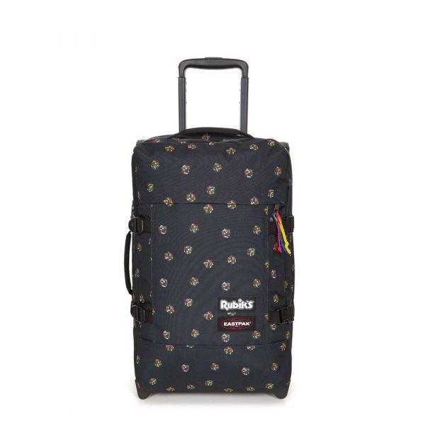 EASTPAK Cestovní taška Tranverz S Rubik's Mini 42 l