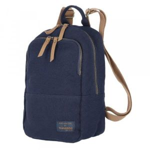 Travelite Hempline Small backpack Navy 6l