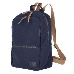 Travelite Hempline Big backpack Navy 10l
