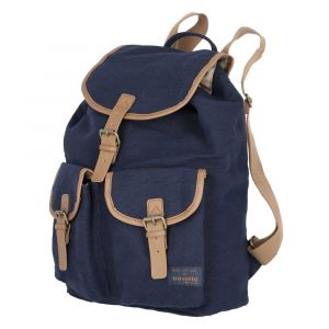 Travelite Hempline Clap Backpack Navy 10l