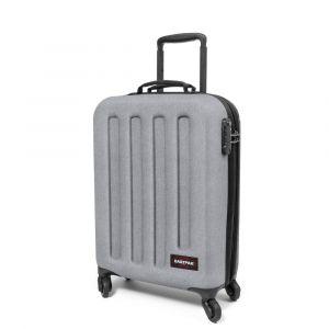 EASTPAK Kabinový cestovní kufr Tranzshell S Sunday Grey 32 l