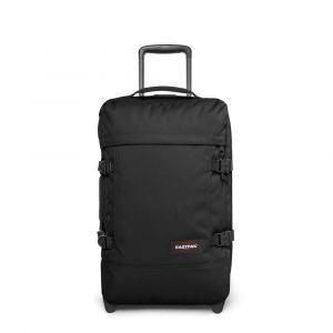 EASTPAK Cestovní taška/batoh na kolečkách Strapverz S Black 42 l
