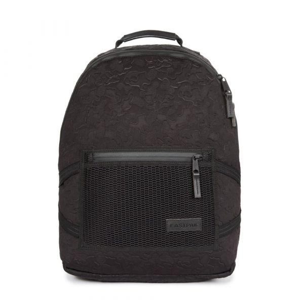 EASTPAK Městský batoh Padded Etched Black 24 l
