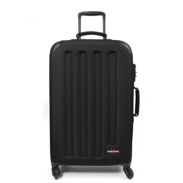 EASTPAK Hybridní cestovní kufr Tranzshell M Black 56 l