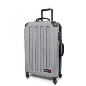 EASTPAK Hybridní cestovní kufr Tranzshell M Sunday Grey 56 l