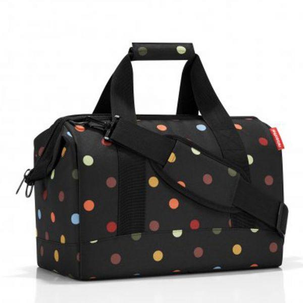Reisenthel Cestovní taška Allrounder M Dots 18 l