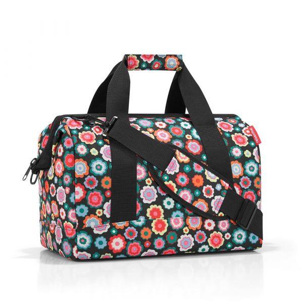 Reisenthel Cestovní taška Allrounder M Happy Flowers 18 l
