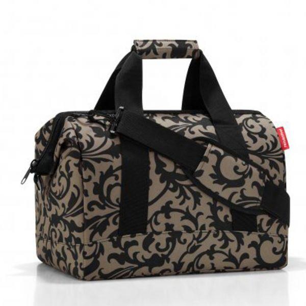 Reisenthel Cestovní taška Allrounder M Baroque Taupe 18 l