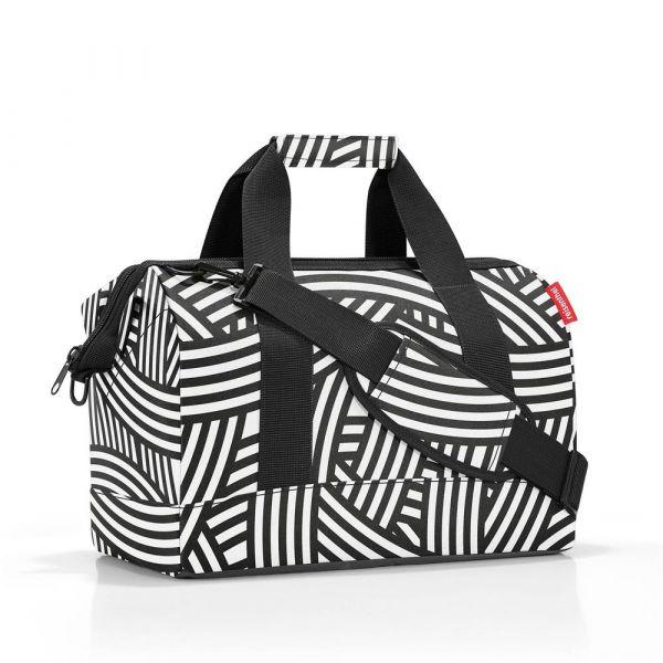 Reisenthel Cestovní taška Allrounder M Zebra 18 l