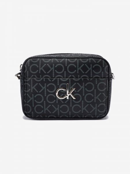 Camera Monogram Cross body bag Calvin Klein Černá 1054098