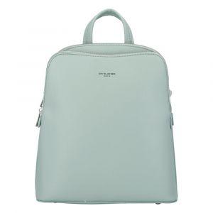 Módní dámský batoh David Jones Alison – zelená
