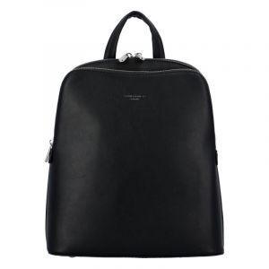 Módní dámský batoh David Jones Alison – černá