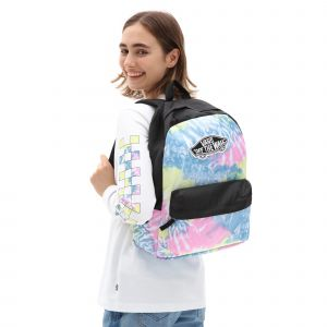 Wm realm backpack TIE DYE ORCHID