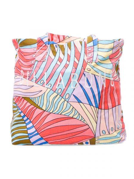 Billabong INFINITY BEACH MULTI plážová taška – barevné