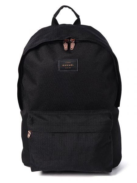 Rip Curl DOME ROSE black batoh do školy – černá