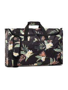 Billabong WEEKENDER BLACK/GREEN cestovní taška – barevné