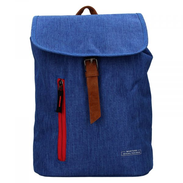 Trendy batoh Mustang Monaco – modrá