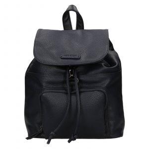 Moderní dámský batoh Enrico Benetti Europa – tmavě modrá