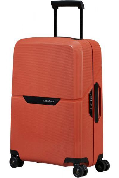 Samsonite Kabinový cestovní kufr Magnum Eco S 38 l – oranžová