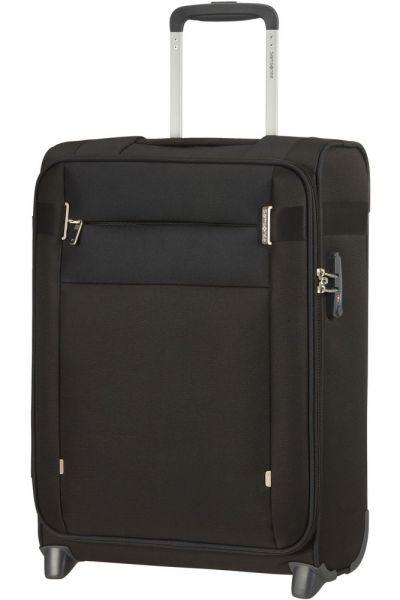 Samsonite Kabinový cestovní kufr Citybeat Upright 42 l – černá