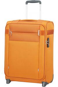 Samsonite Kabinový cestovní kufr Citybeat Upright 42 l – oranžová