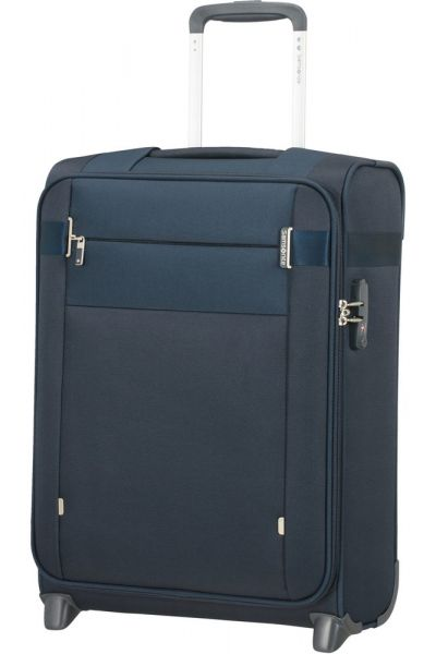 Samsonite Kabinový cestovní kufr Citybeat Upright 42 l – tmavě modrá