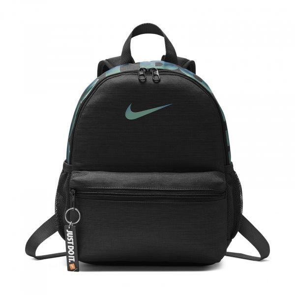 Nike Brasilia JDI BLACK/BLACK/IRIDESCENT