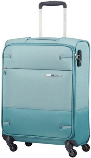 Samsonite Kabinový cestovní kufr Base Boost 39 l – světle modrá