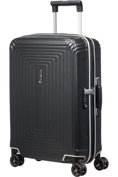 Samsonite Kabinový cestovní kufr Neopulse DLX 38 l – titan matná