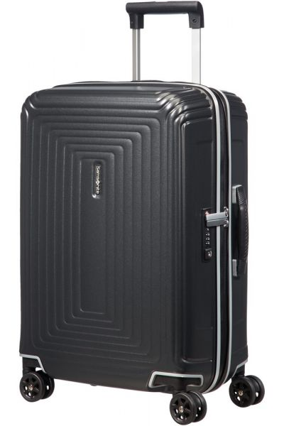 Samsonite Kabinový cestovní kufr Neopulse DLX 44 l – titan matná