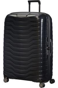 Samsonite Skořepinový cestovní kufr Proxis XL 125 l – černá