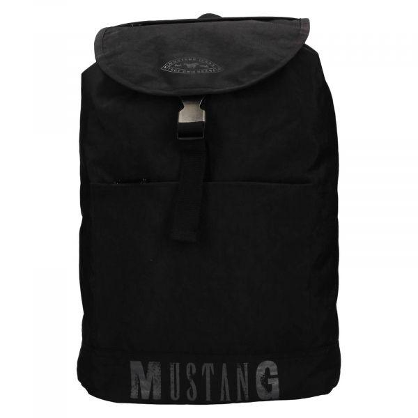 Trendy batoh Mustang Madrid – černá