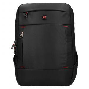 Pánský batoh Enrico Benetti Bolden – černá