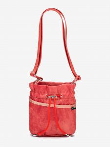 Mini Bucket Cross body bag Converse Červená 1058393