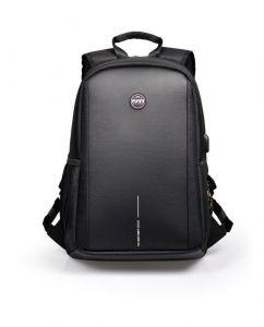 """PORT DESIGNS CHICAGO EVO anti theft batoh na 15,6'' notebook a 10,1"""" tablet, černý"""