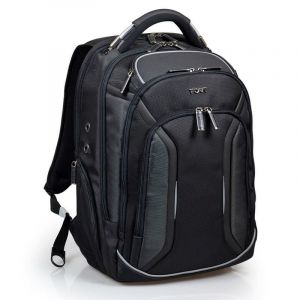 "PORT DESIGNS MELBOURNE BP batoh na 15,6'' notebook a 10"" tablet, RFID, černý"