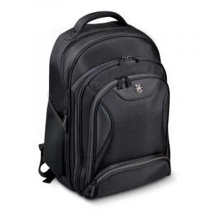 """PORT DESIGNS MANHATTAN batoh na 15,6"""" notebook a 10,1"""" tablet, černý"""