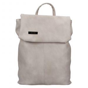 Dámský batoh Ellis Martha – světle šedá