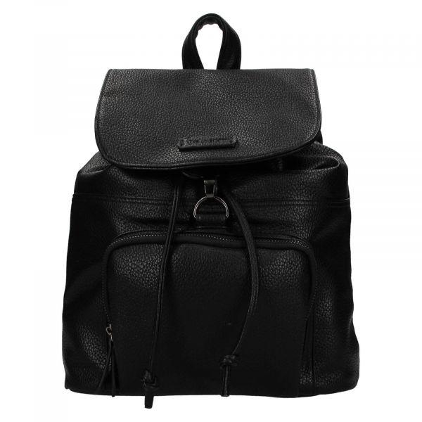 Moderní dámský batoh Enrico Benetti Europa – černá