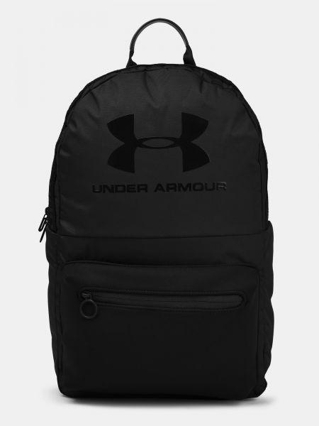 UA Loudon Lux Backpack-BLK BLK