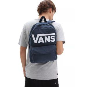 Mn old skool iii backpack dress blues/white