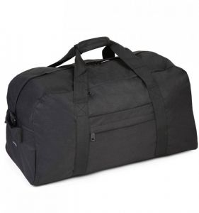 MEMBER'S HA-0047 cestovní taška 80 l černá