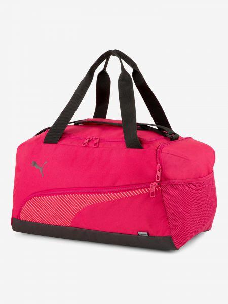 Fundamentals Small Sportovní taška Puma Růžová 1061810