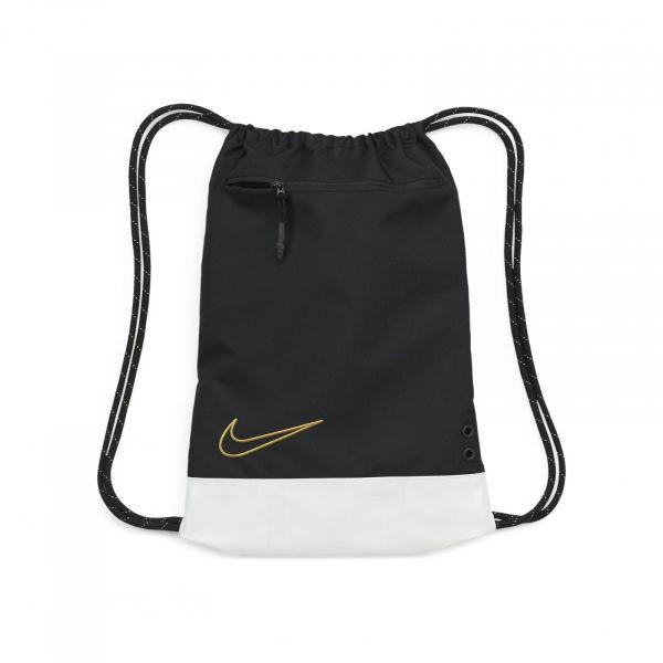 Nike Elite BLACK/WHITE/METALLIC GOLD