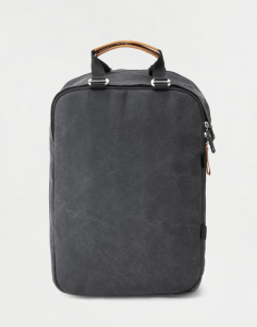 Qwstion Daypack Organic Washed Black 15 l