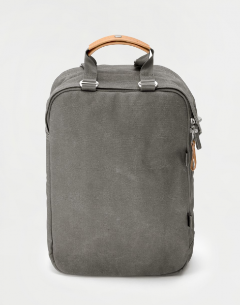 Qwstion Daypack Organic Washed Grey 15 l