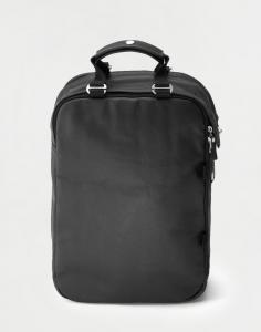 Qwstion Daypack Organic Jet Black 15 l