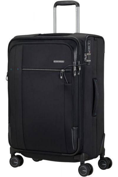 Samsonite Cestovní kufr Spectrolite 3.0 TRVL EXP 80/87 l – černá